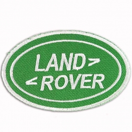 www.nathali-embroidery.fr--ecusson-Land-Rover-patch-brodé-embroidery--Personnalisation-Fabrication-Française