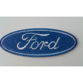www.nathali-embroidery.fr--ecusson-brodé-Ford-patch-embroidery-Personnalisation-Fabrication-Française
