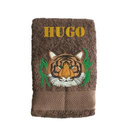 Serviette Eponge Tigre