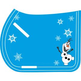 Créez votre Tapis de selle Olaf