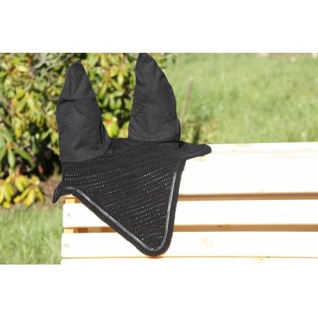 nathali-embroidery-personnalisation-broderie-sublimation-Bonnet noir mi long liseraire cuir noir-fabrication-française