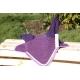 Bonnet rouge galon vichy blanc  blanchenathali-embroidery-personnalisation-broderie-sublimation-Fabrication Française