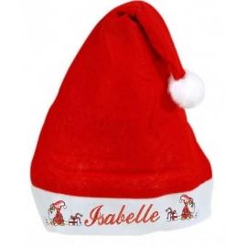 Bonnet de Noël personnalisé père noel plusieurs tailles