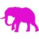 www.nathali-embroidery.fr-éléphant -1-fuschia-personnalisation-fabrication-française