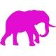 www.nathali-embroidery.fr-éléphant -1-fuschia-inversé-personnalisation-fabrication-française