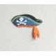 Ecusson Chapeau piratethermocollant