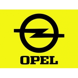 Ecusson logo OPEL  thermocollant