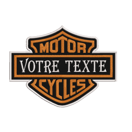 www.nathali-embroidery.fr-ecusson-harley-davidson-personnalisé-plusieurs-tailles-patch-thermocollant-Personnalisation-Fabricatio