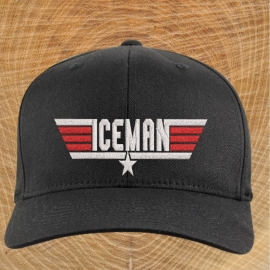 Casquette Ice Man Top Gun
