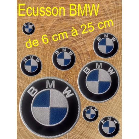 Nathali-Embroidery-Ecusson BMW de 3 cm à 25 cmFabrication-Française