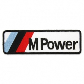 Ecusson BMW M Power